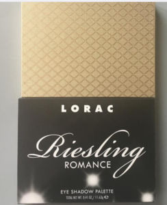 2017 Lorac 7 Color Riesling Romance Matte Eyeshadow Palette pictures & photos