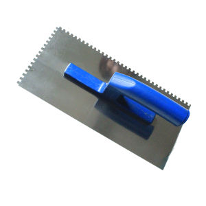 Plastic Handle Plastering Trowel Mth2008 pictures & photos