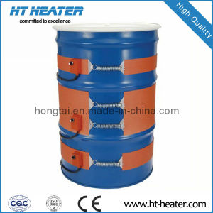 1200W Oil Drum Silicone Rubber Heater pictures & photos