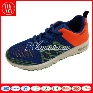 Comfort Lace-up Children Sports Shoes with Mesh