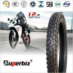Cauchos De Motorcycle Tubeless Tyres (110/90-16) (110/90-17) (2.75-17) (3.00-18) (4.10-18) pictures & photos