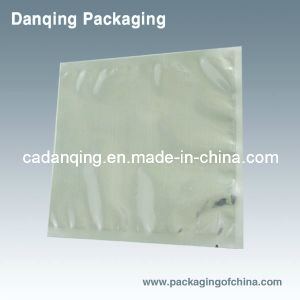 Transparent Material Three Sides Seal Bag, Aluminum Foil Film Packaging (DQ168) pictures & photos