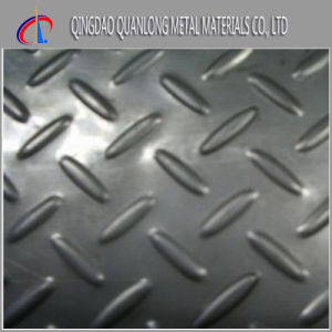 Hot Rolled Carbon Steel Chequered Plate Sizes pictures & photos