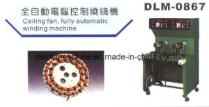 Auto Computer Controlled Coil Winding Machine (DLM-0867)