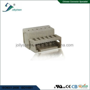Through Wall Terminal Blocks Pitch2.5mm Ploes Count Hole Step Housing pictures & photos