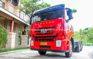 Refined High Quality Saic Iveco Hongyan C100 480HP 6X4 Euro4 Truck Head /Trailer Head / Tractor Head /Tractor Truck Euro 4 (Heavy-Cargo Transportation) pictures & photos