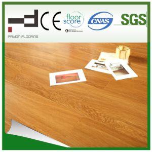 12mm American Oak Embossing in Register Waterproof Laminate Flooring pictures & photos