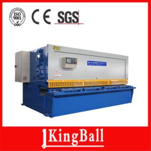 Hydraulic CNC Shearing Machine (QC12K 6X6000) pictures & photos