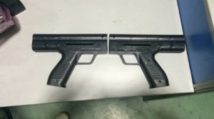 Plastic Molding for The Toy Gun pictures & photos