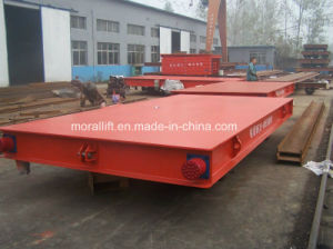 Warehouse Handling Machinery Transfer Flat Cart (KPX) pictures & photos