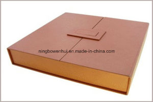 Paper Gift Box with Hot Stamping/Tool Box/ Cardboard Packaging Box pictures & photos