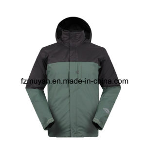 Male Models Outdoor Waterproof Breathable Jackets