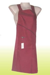 Pet Grooming Tool Apron Red
