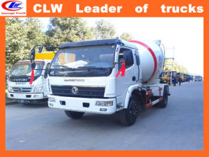 Mini Dongfeng Concrete Mixer Truck pictures & photos