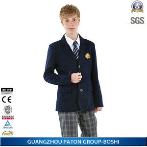 Formal Pretty School Uniform in 2014 (SCU05) pictures & photos