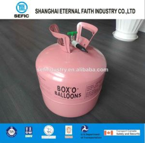 Made in China Disposable Helium Gas Cylinder pictures & photos