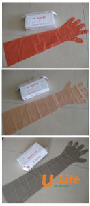 Veterinary Glove Made by PE pictures & photos