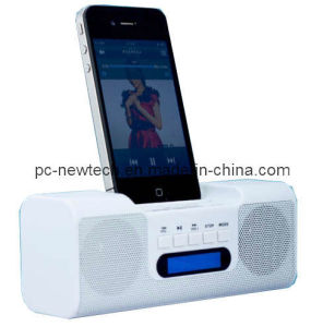 Mini Card Speaker for iPhone (CSP-136)
