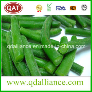 Frozen Green Beans IQF Cut Green Bean pictures & photos