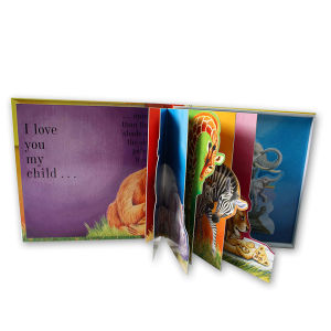 Educational Children Board Book Printing pictures & photos