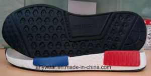 EVA and TPR or Rubber Outsole for Brand Shoes (AN05-19) pictures & photos
