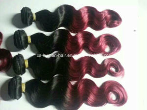 Beautiful T-Color Remy Hair Weft