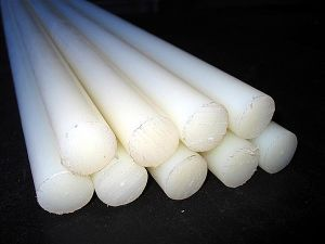 PE Rod, HDPE Rod with White, Black Color pictures & photos