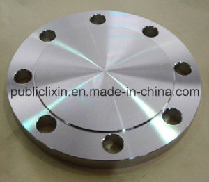 Stainless Steel Blind Flange 150# pictures & photos