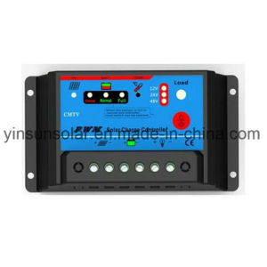 48V 15A Solar Charge Controller for Solar System pictures & photos