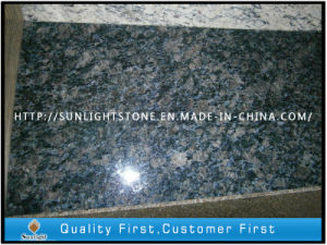 India Sapphire Brown Granite for Slabs/Countertops/ Backsplash/Vanity Tops pictures & photos