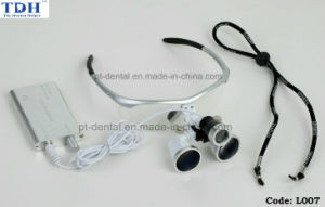 Dental Surgical Binocular 3.5X Loupe with Headlight (L007) pictures & photos