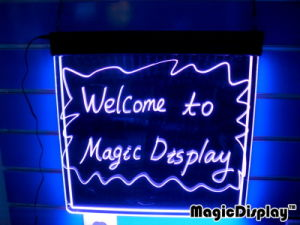 Fluorescent Magic Writing Board
