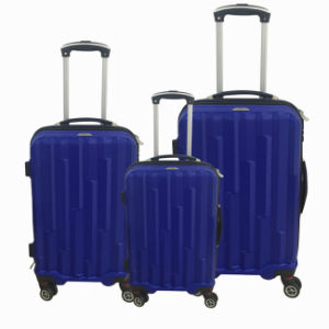 China Factory Price Good Quality ABS Luggage Set pictures & photos