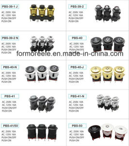 Different Type Oven Switch /Push Button Switch /Gas Switch/Oven Selector Switch pictures & photos