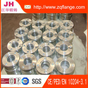 Forged DIN2632 Pn10 Welding Neck Pipe Fitting Flange pictures & photos