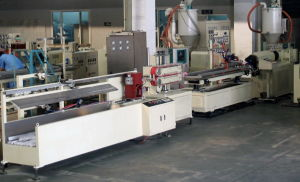 LED Lampshade Profile Extrusion Line