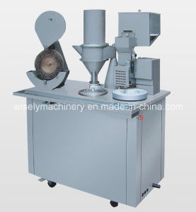 Semi-Automatic Capsule Filling Machine (JTJ-IV) Size 0#-3#