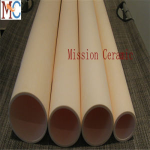 Insulator Aluminum Ceramic Small Cylinder Bushing pictures & photos