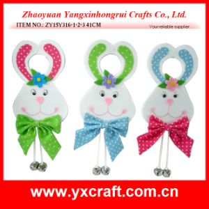 Easter Decoration (ZY15Y316-1-2-3) Easter Doorknob Hanging Cartoon Characters pictures & photos