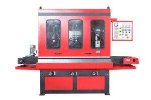 Fine Blanking Parts Deburring Machine Brushing Machine Deburring Machine pictures & photos