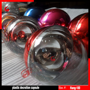 Christmas Plastic Balls pictures & photos