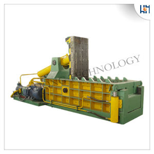 Hydraulic Scrap Metal Recycling Baler Baling Machines with Ce Certificate pictures & photos