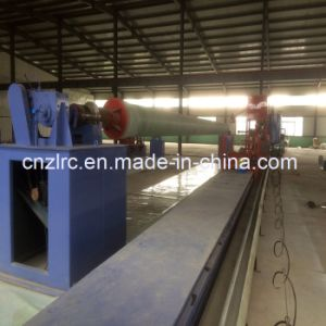 CNC FRP/GRP Lighting Pole Filament Winding Machine with Good Quality pictures & photos