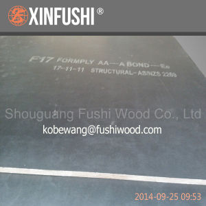 1200*1800*17mm As6669 Standard F17 Formply pictures & photos