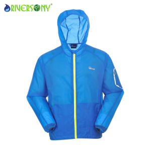 20d Nylon Wind Outdoor Jacket, Cycling Jacket, Bicycle Jacket pictures & photos