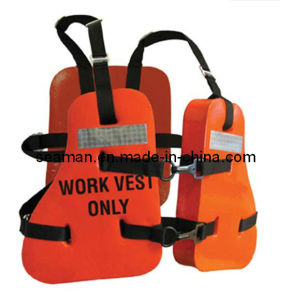 Oil Platform Work Vest Buoyancy Aid Type V