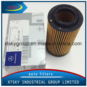 High Quality Auto Oil Filter for Benz A6511800109 pictures & photos