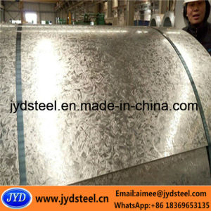 Regular Spangle Galvanized Steel Sheet in Coils pictures & photos