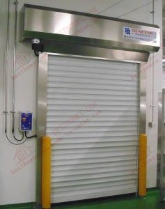Semi-Knocked Down Industrial Roller Shutter Doors (BH-SD23) pictures & photos