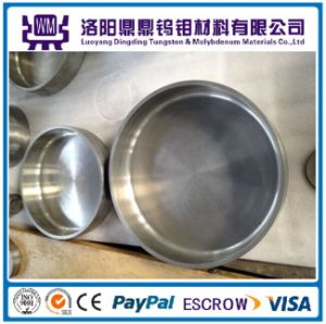 Hot Sale High Purity Tungsten Crucible for Sapphire Crystal Growthing Furnace pictures & photos